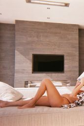 Kourtney Kardashian in Bikini - Social Media 05/13/2020