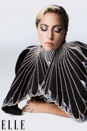 Lady Gaga – ELLE Magazine December 2019 Photos