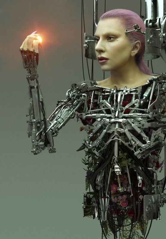 Lady Gaga - Photoshoot for Paper Magazine 2020