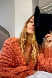 Laura Haddock - Facetime Photoshoot 2020