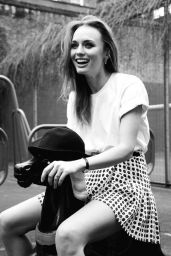 Laura Haddock - Photoshoot for Wonderland Magazine 2013