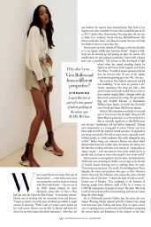 Laura Harrier – Harper's Bazaar Australia June/July 2020 Issue