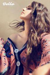 Laura Marano - Bello Magazine Autoportrait Session May 2020