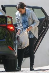 Lea Michele - Out in Los Angeles 05/11/2020