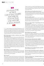 Léa Seydoux - ELLE Magazine France 05/07/2020 Issue