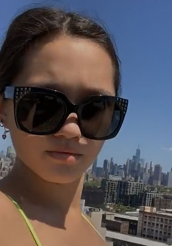 Lily Chee - Personal Photos 05/13/2020