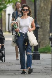Lily James Street Style 05/27/2020