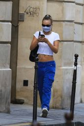 Lily-Rose Depp in Street Outfit 05/22/2020