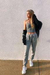 Livvy Dunne - Social Media 05/01/2020