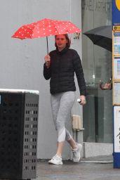 Lucia Hawley in Leggings - Paddington in Sydney 05/25/2020