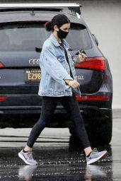 Lucy Hale - Heading to an Appointment in LA 05/18/2020