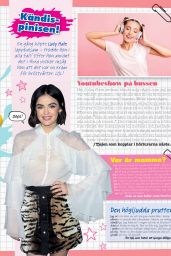 Lucy Hale - Julia Magazine May 2020 Issue