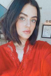 Lucy Hale - Social Media 05/12/2020