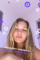 Maddie Ziegler - Social Media 05/04/2020