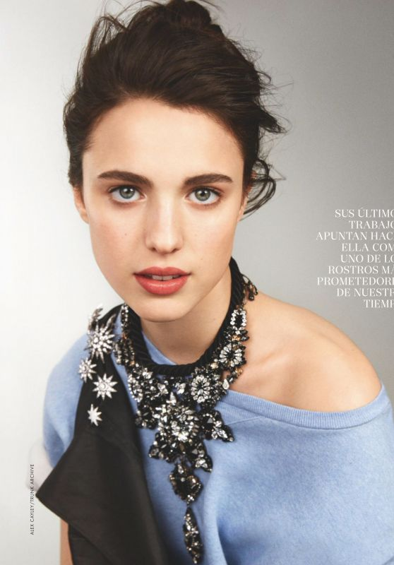 Margaret Qualley - ¡HOLA! Fashion May 2020 Issue
