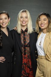 Margot Robbie and Cathy Yan - Los Angeles Times 2020 Photos