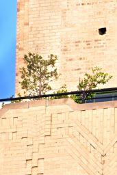 Mariah Carey - NYC Penthouse Balcony 05/04/2020