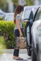 Megan Fox at Erehwon Organic in Calabasas 05/30/2020