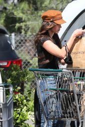 Megan Fox - Grocery Shopping at Erewhon Market in Calabasas 05/04/2020