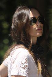 Megan Fox in Street Outfit - Calabasas 05/14/2020