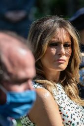 Melania Trump Outfit 05/17/2020