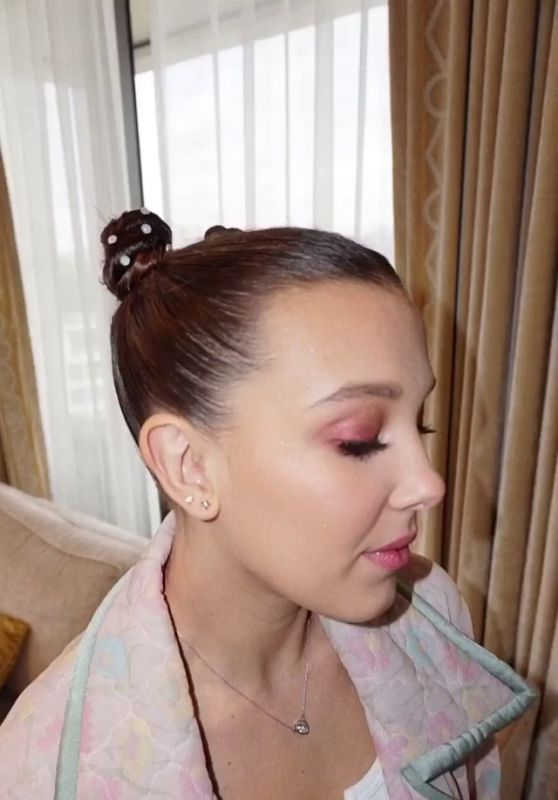 Millie Bobby Brown - Personal Pics 05/13/2020
