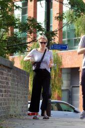 Mircea Monroe - Out in London 05/26/2020