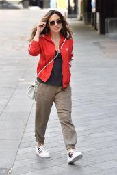 Myleene Klass Street Style 05/05/2020