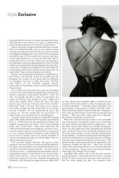 Naomi Campbell - The Sunday Times Style 05/03/2020 Issue