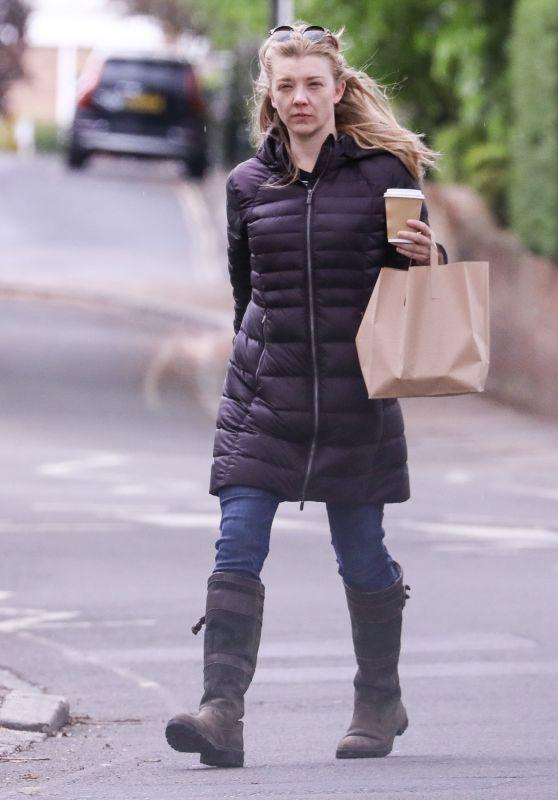 Natalie Dormer Street Style - London 05/01/2020