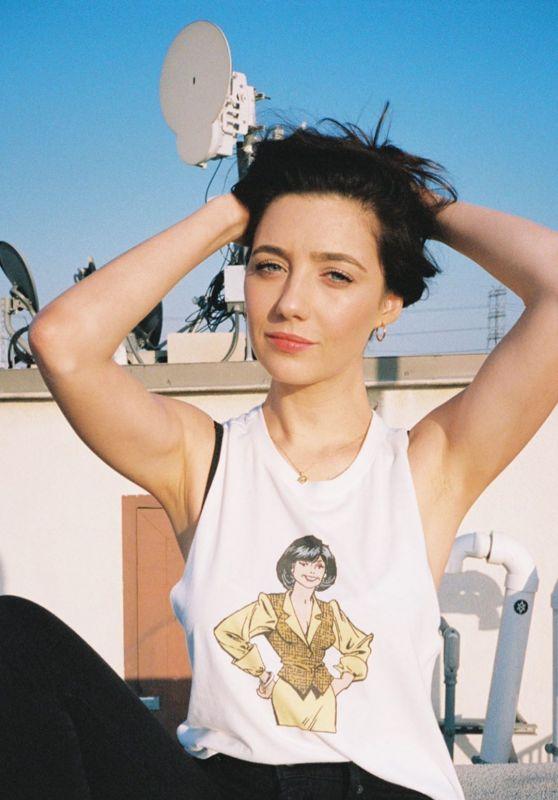 Natalie Dreyfuss - Personal Pics 05/12/2020