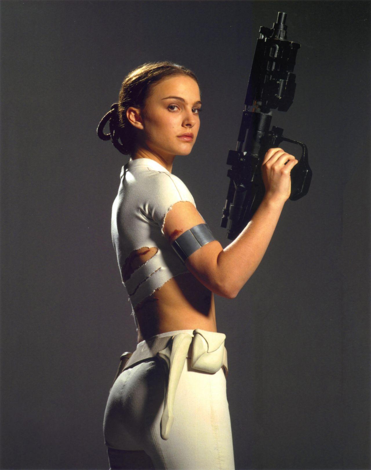 Натали Портман Звездные Войны 1