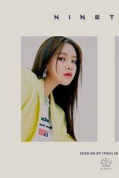 """NATTY - Debut Single """"Nineteen"""" Concept Photos 2020"""