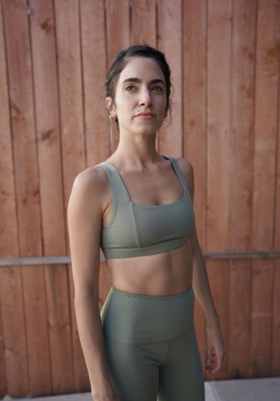 Nikki Reed - Earth Day 2020 Collection Photoshoot