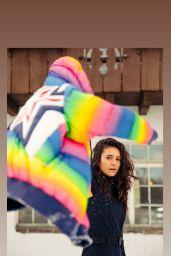 Nina Dobrev - Social Media Pics 05/24/2020