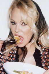 Pamela Anderson - Antidote Magazine 2020