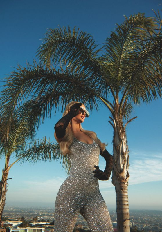 Paris Hilton - Rollacoaster Magazine Spring/Summer 2020