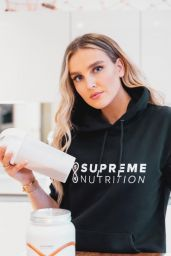 "Perrie Edwards - Photoshoot for ""Supreme Nutrition"""