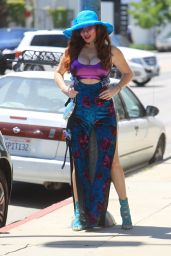 Phoebe Price - Out in Hollywood 05/06/2020