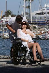 Rachel McCord - Out in Marina Del Rey 05/04/2020