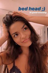 Rachel Zegler - Personal Pics 05/13/2020
