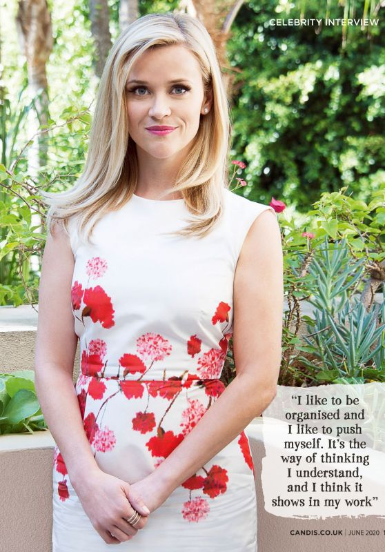 Reese Witherspoon - Candis Magazine June 2020 Issue