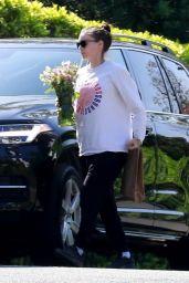 Rooney Mara - Out in Los Feliz 05/10/2020