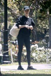 Rosie Huntington-Whiteley at the Park in LA 05/17/2020
