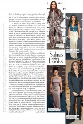 Salma Hayek – InStyle Magazine Germany March 2020 Issue