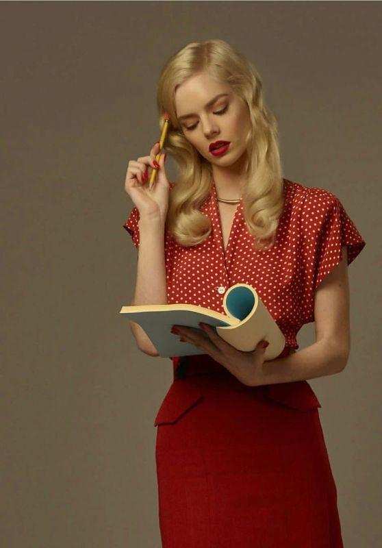 """Samara Weaving - """"Hollywood"""" Promo Posters and Photos"""