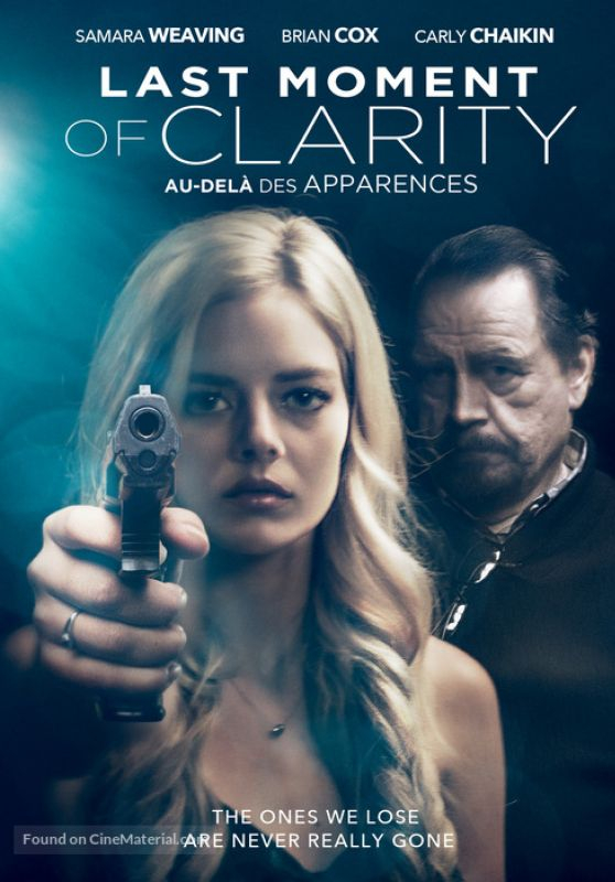 """Samara Weaving - """"The Last Moment of Clarity"""" Promo Posters and Photo"""