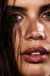 Sara Sampaio - Photoshoot for Violet Grey 2020
