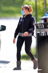 Scarlett Johansson and Colin Jost - Running Errands in NY 05/14/2020