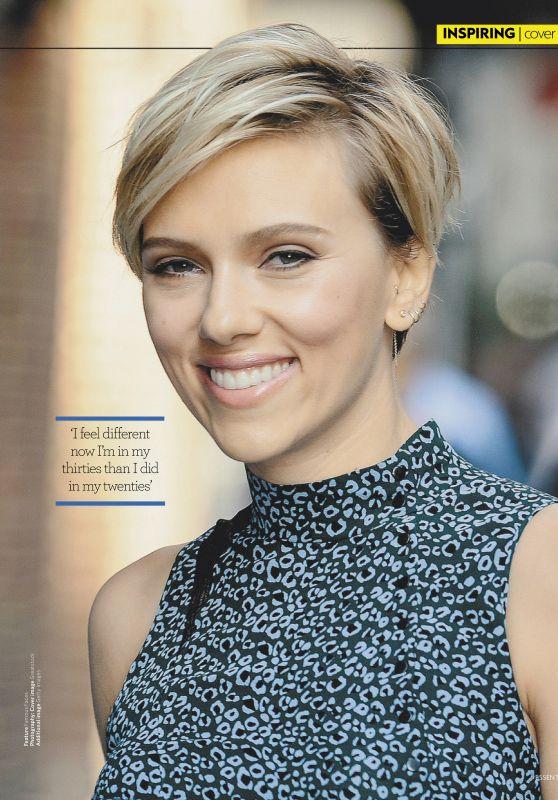 Scarlett Johansson - Essentials Magazine South Africa June 2020 Issue